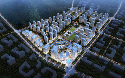 01 湖北宜昌城市旅游客厅 Hubei Yichang City Tourism Hub Conceptual Planning